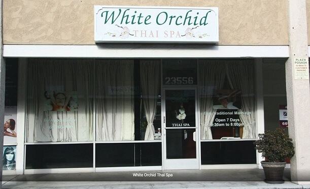 white orchid thai day spa toowong review