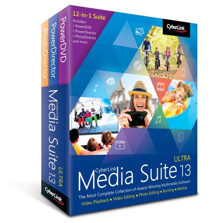 cyberlink media suite 13 review