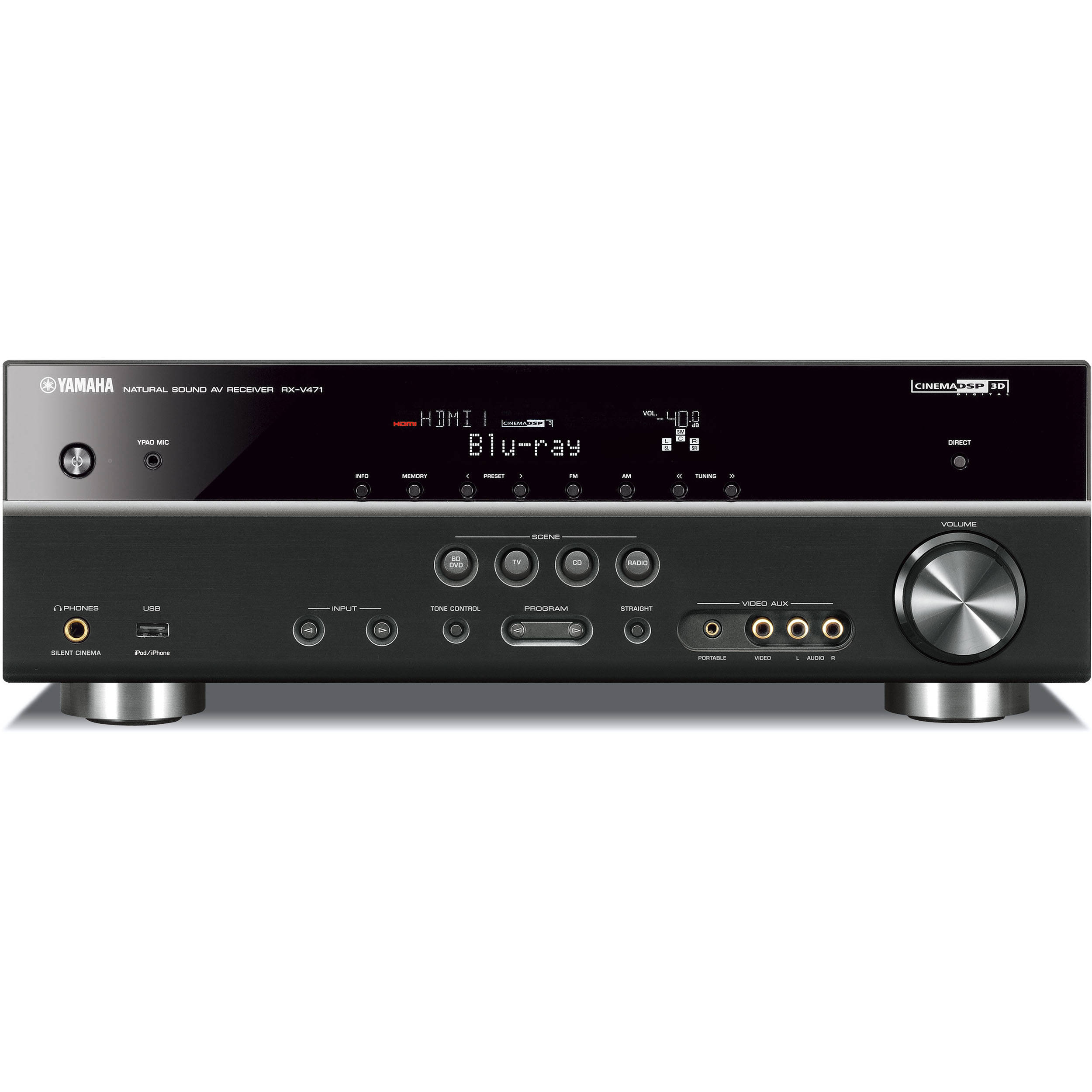 yamaha 5.1 receiver reviews