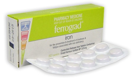 ferrograd c iron tablets review