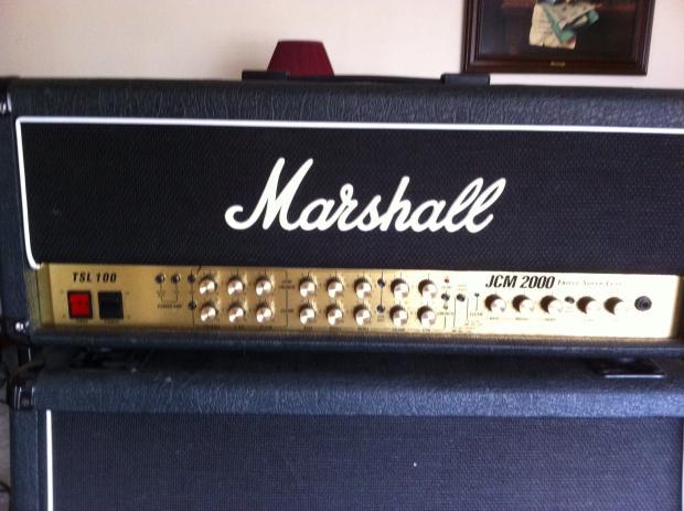 marshall jcm 2000 tsl 100 review