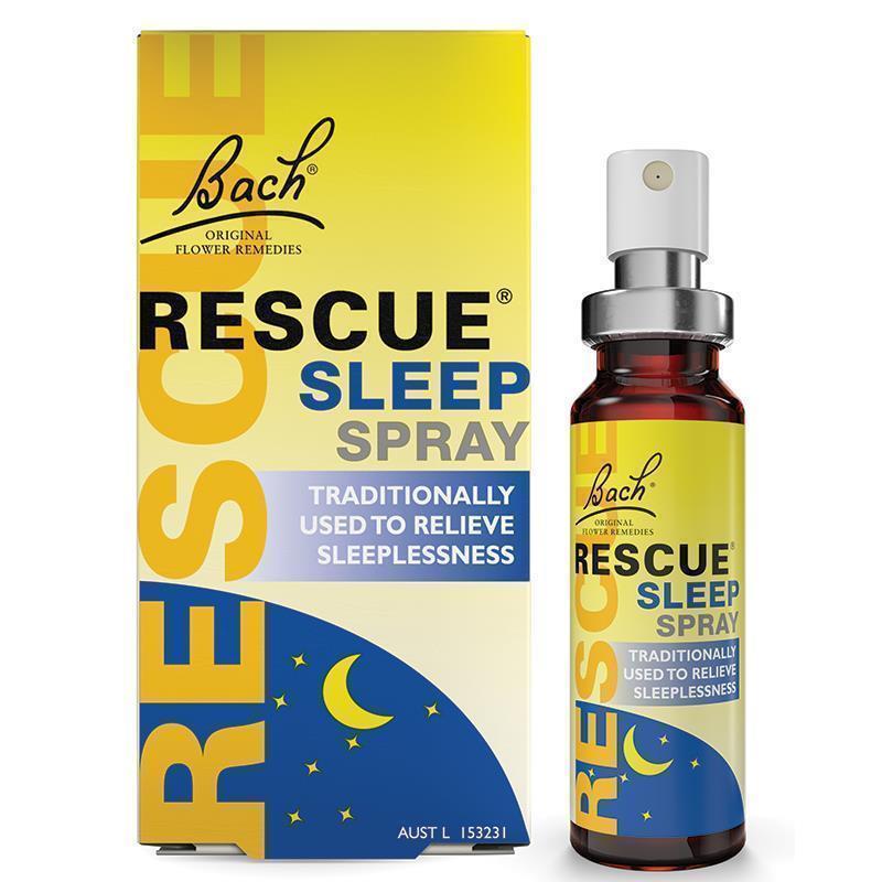 rescue remedy sleep spray review