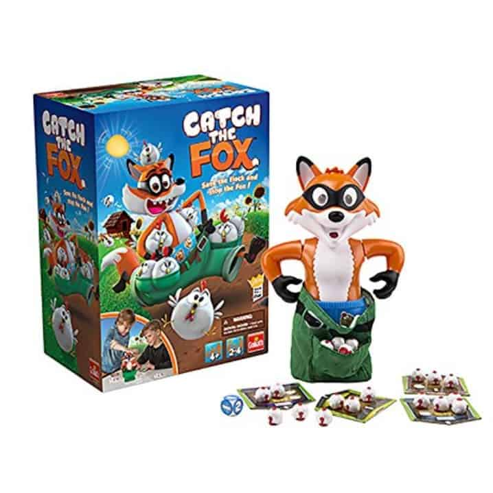 catch the fox game review