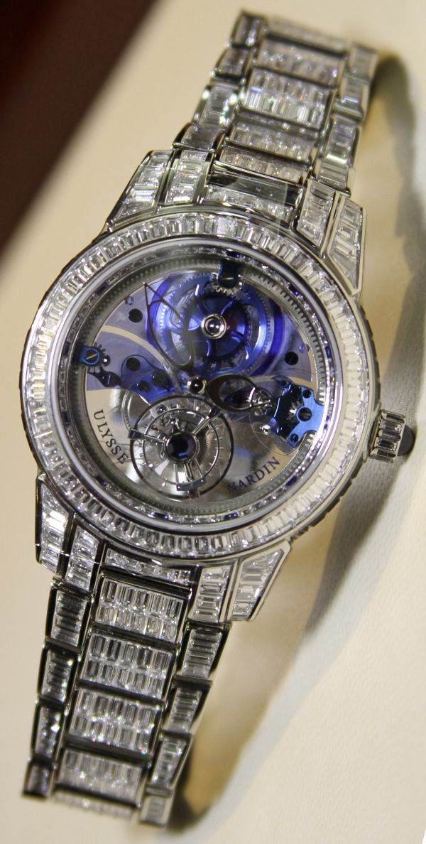 5 billion in diamonds review