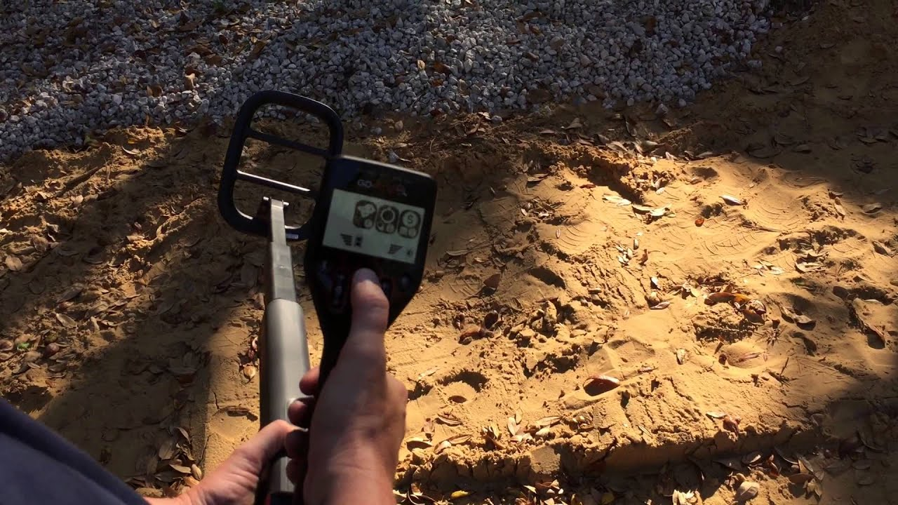 go find 60 metal detector reviews