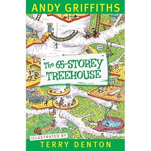 andy griffiths treehouse books review