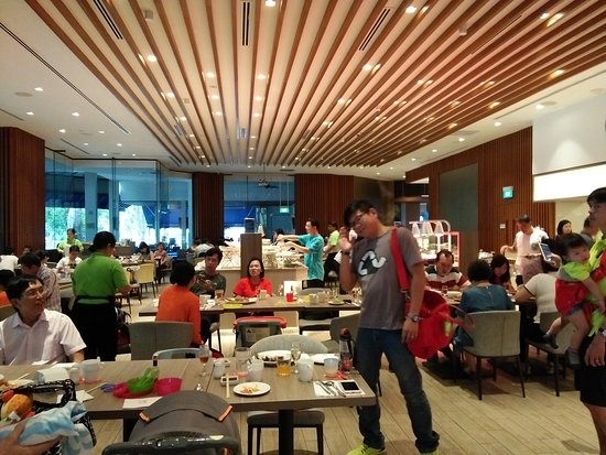 four points by sheraton singapore buffet review