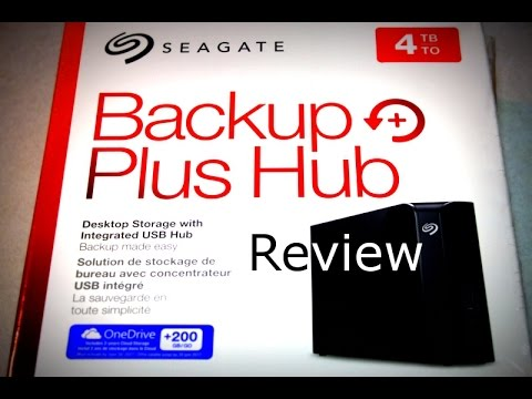 seagate backup plus 4tb review
