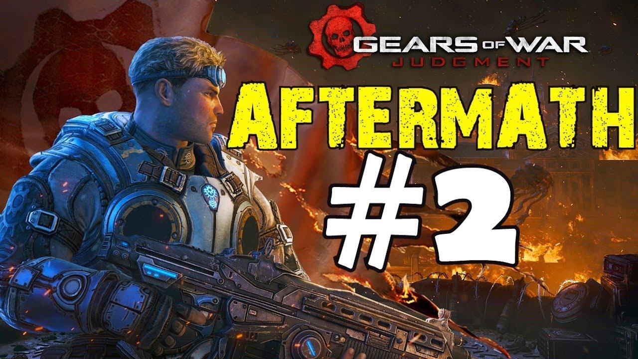 gears of war 2 review