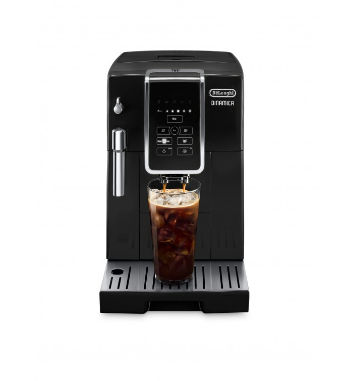 delonghi dinamica coffee machine review