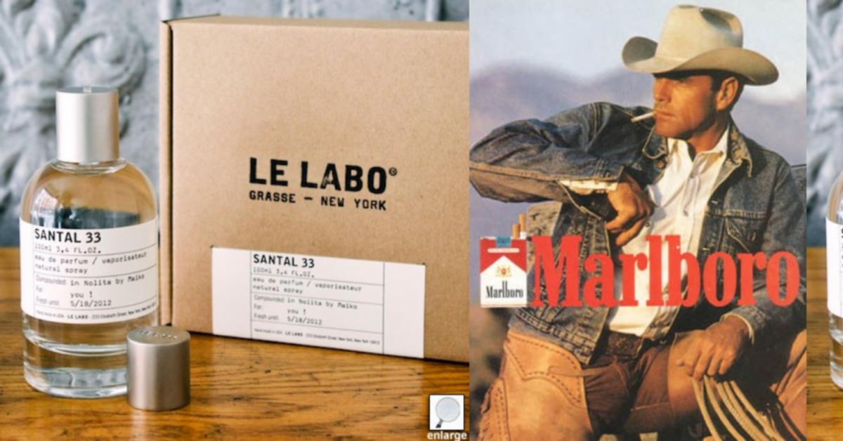 santal 33 le labo review