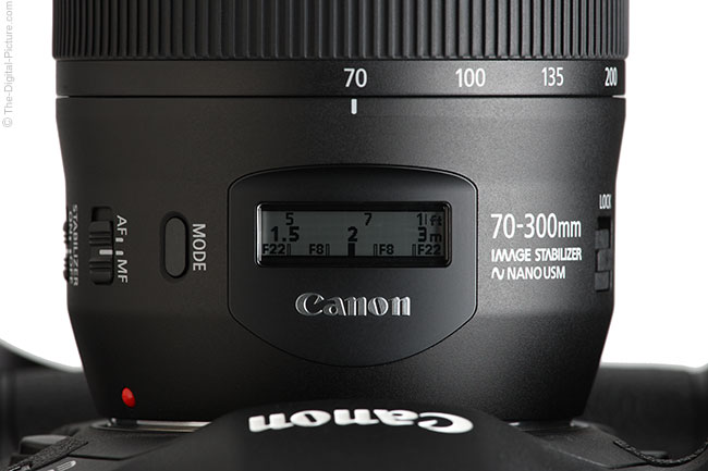 canon 70 300mm f 4 5.6 is usm review