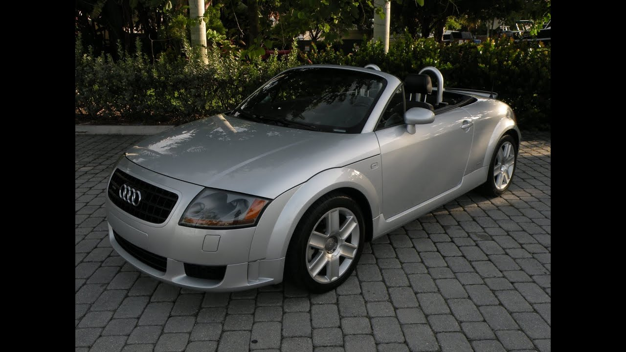 2004 audi tt convertible review