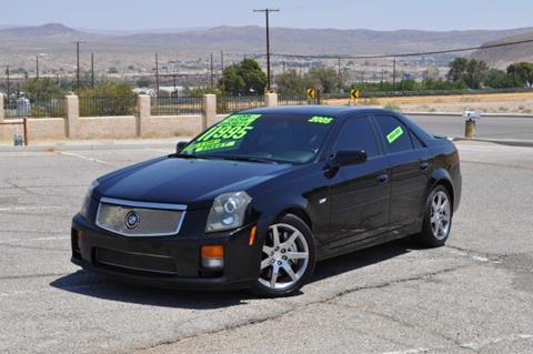 2005 cadillac cts v review