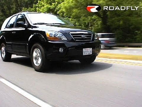 2007 kia sorento ex reviews