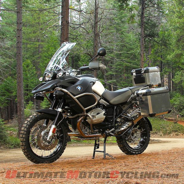 2008 bmw r1200gs adventure review