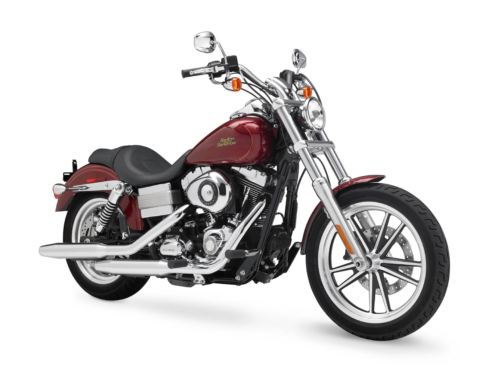 2009 dyna low rider review