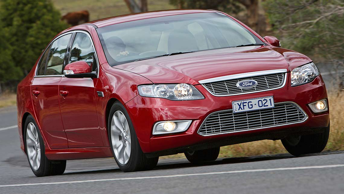 2011 ford falcon fg xt review