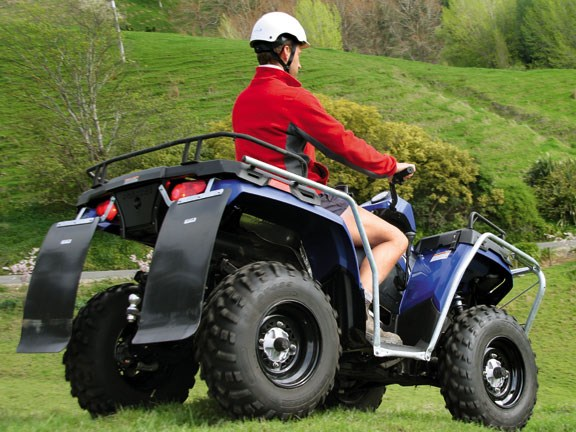 2012 polaris sportsman 400 reviews