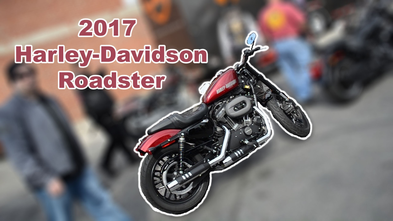 2017 harley davidson roadster review