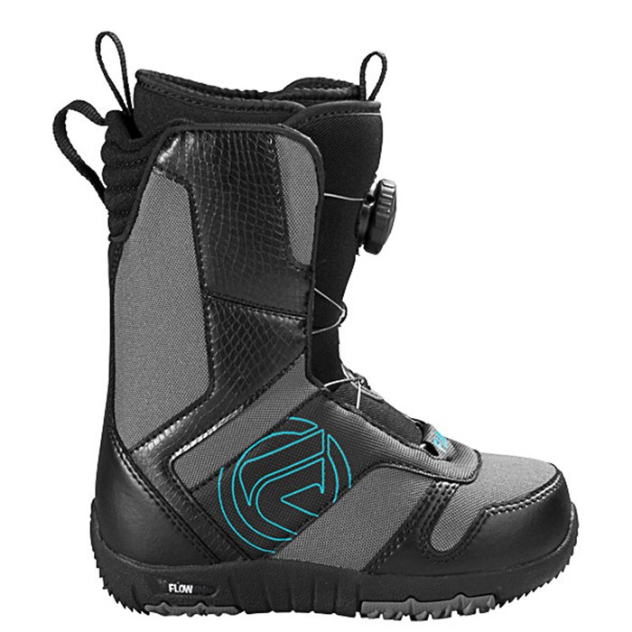 flow rival snowboard boots review