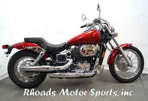 2003 honda shadow 750 review