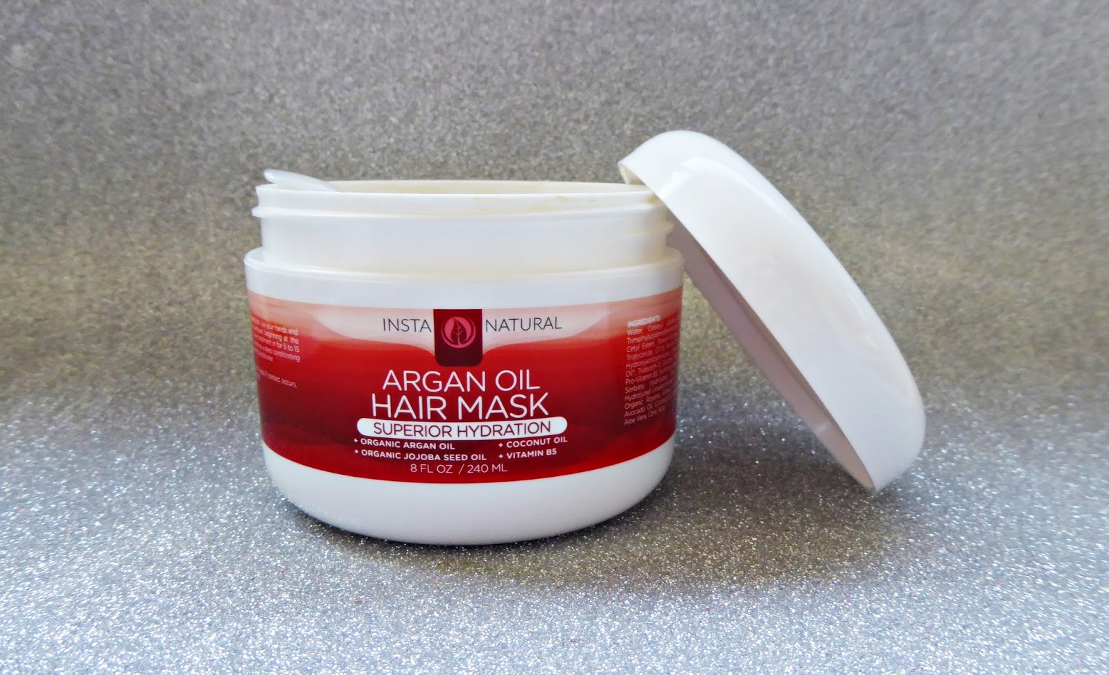 argan oil hair mask review