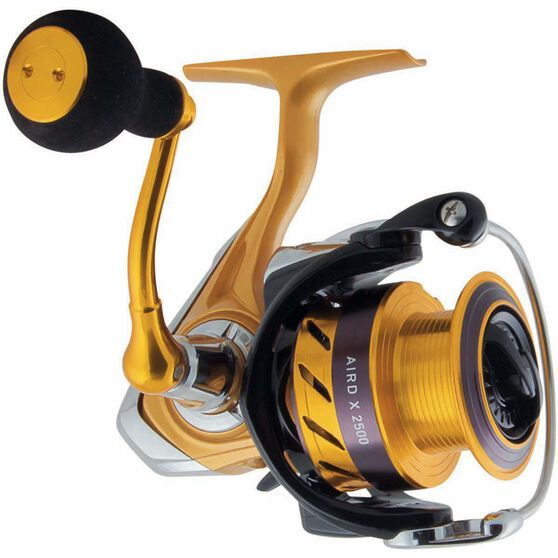 daiwa aird x reel review