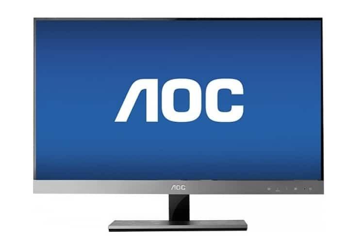 aoc 27 widescreen flat panel ips led hd monitor review