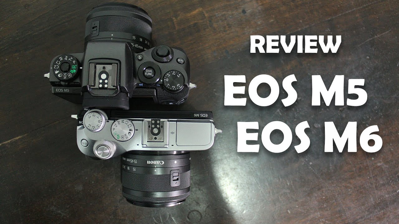 canon eos m5 review indonesia