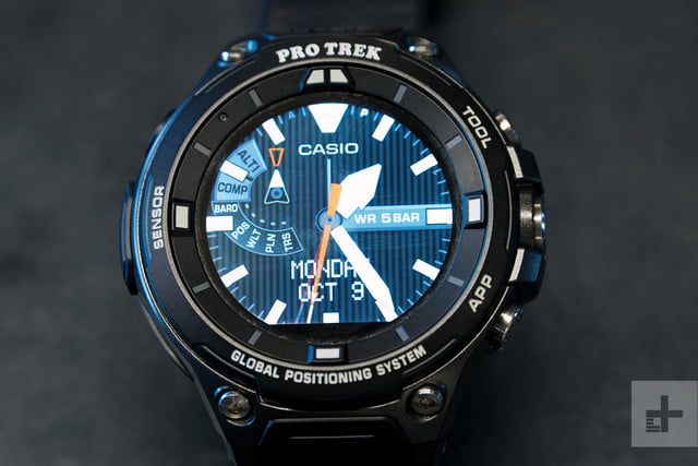 casio pro trek smart wsd f20 review