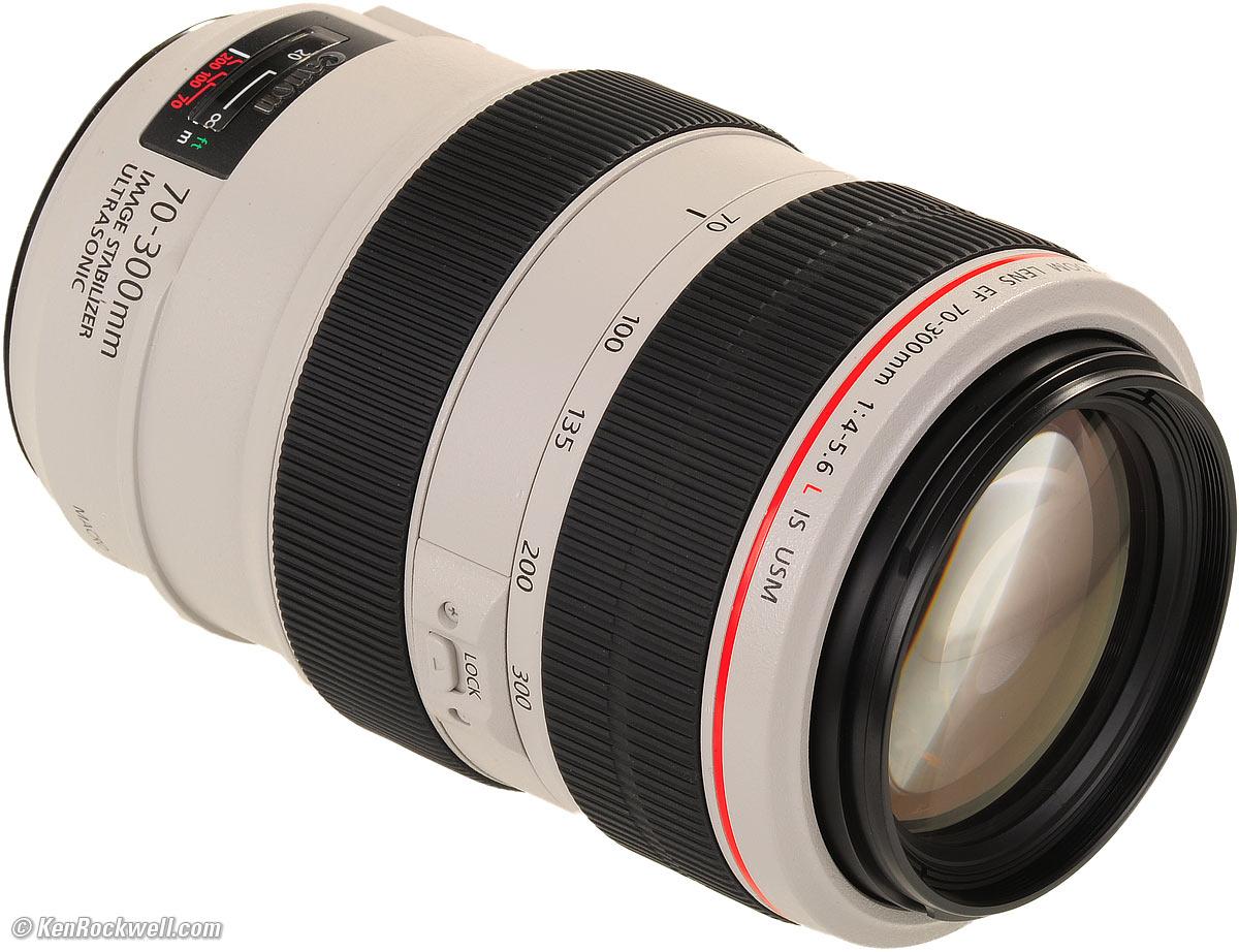 canon 70 300mm l lens review