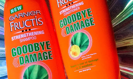 garnier fructis goodbye damage conditioner review