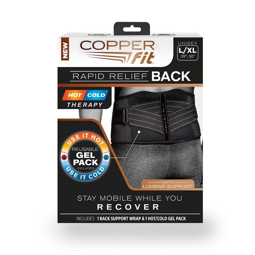 copper fit back pro reviews