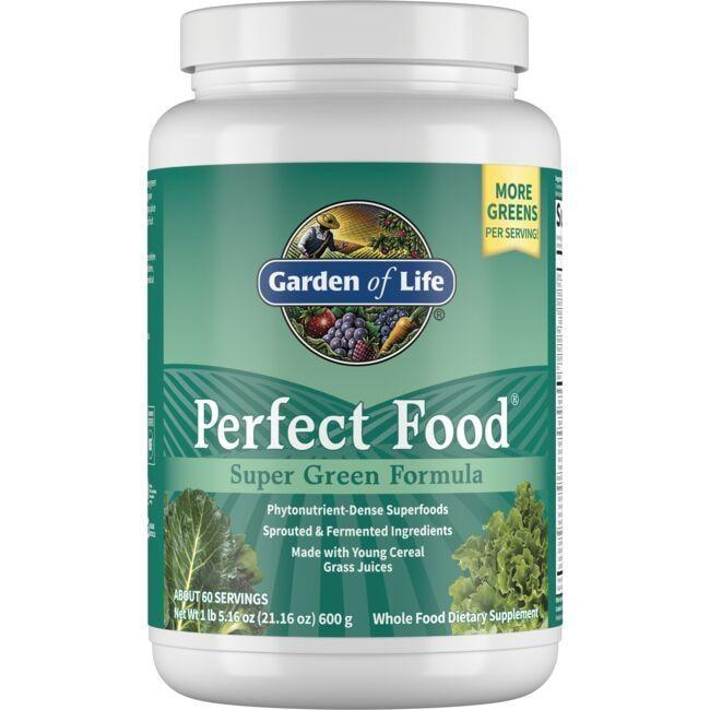 garden of life super green formula reviews