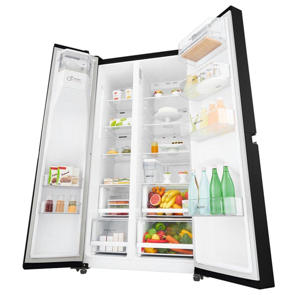 lg non plumbed fridge freezer reviews