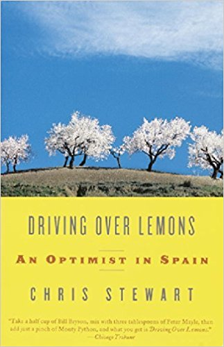 driving over lemons book review