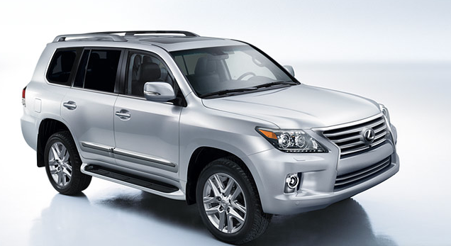2013 lexus lx 570 review