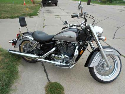 1998 honda shadow aero 1100 review