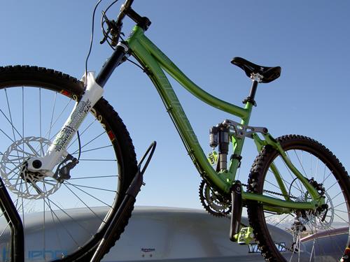 fluid ricochet mountain bike review