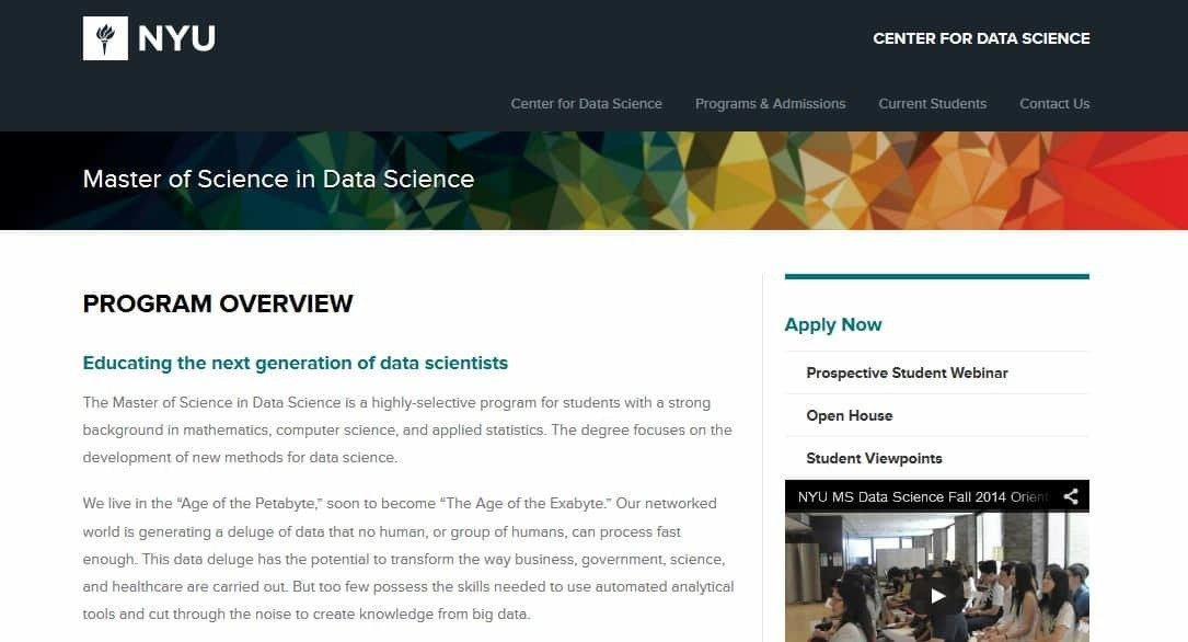 master of data science rmit review
