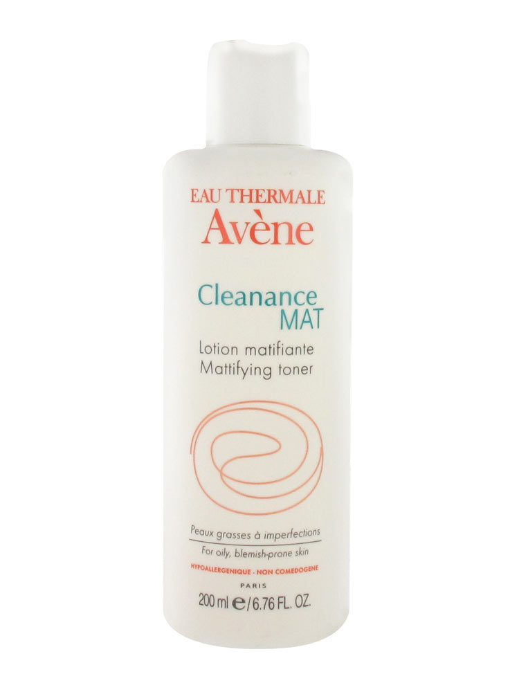 avene cleanance mat lotion review