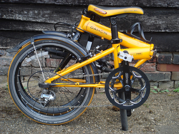 dahon speed pro tt review