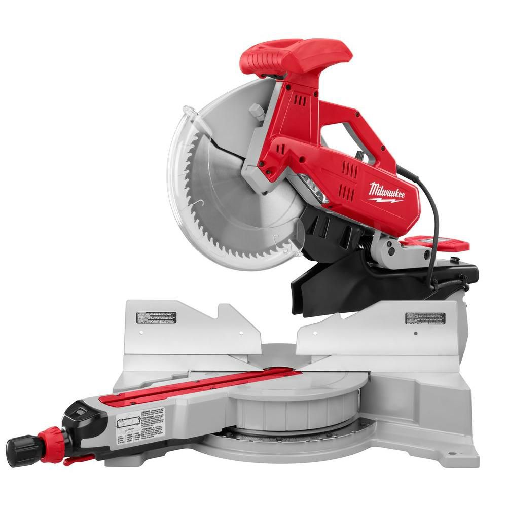 12 inch sliding compound miter saw reviews