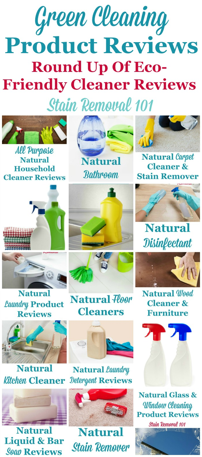best organic cleaning products reviews