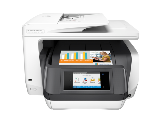 hp officejet pro 8730 review
