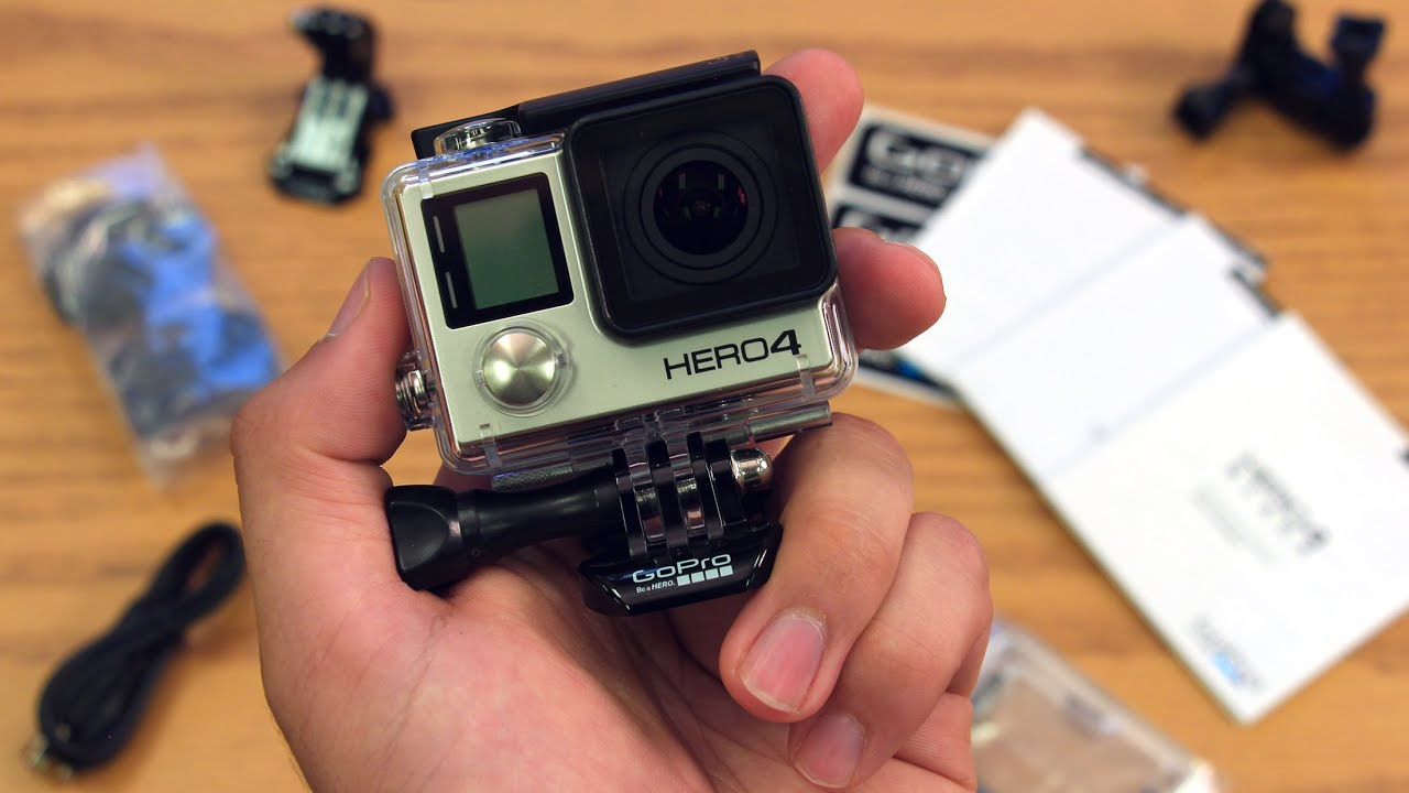 gopro 4 black edition review