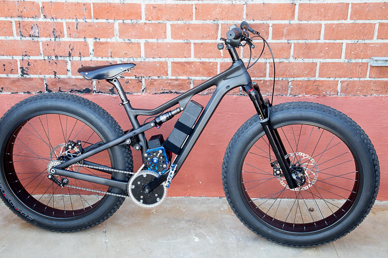 cyclone electric bike kit review