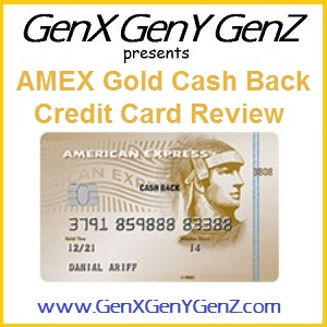american express gold charge card review