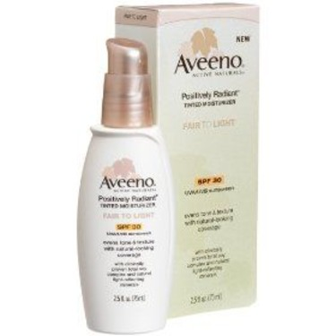 aveeno spf 30 moisturizer reviews
